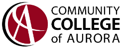 Logo for Community College of Aurora Scholarships