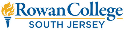 Logo for Rowan College South Jersey Scholarships