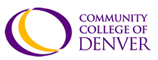 Logo for Scholarships - Community College of Denver