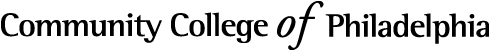 Logo for Community College of Philadelphia