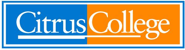 Logo for Citrus College