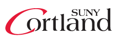 Logo for SUNY Cortland - Scholarships
