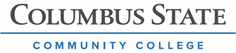 Logo for Columbus State Community College Scholarships