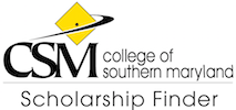Logo for College of Southern Maryland Scholarships