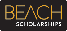 Logo for BeachScholarships