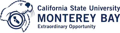 Logo for California State University - Monterey Bay