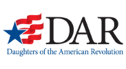Logo for National Society of the Daughters of the American Revolution Scholarships