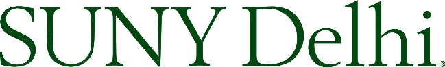 Logo for SUNY Delhi Scholarships