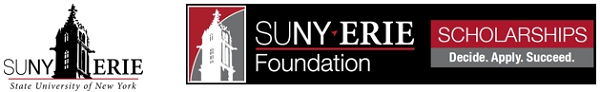 Logo for SUNY Erie Community College Scholarships