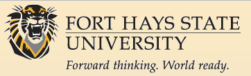 Logo for Fort Hays State University Scholarship Application