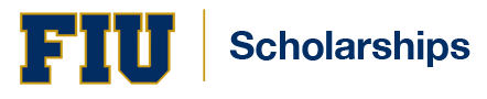 Logo for FIU Scholarships