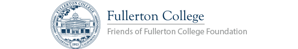 Logo for Fullerton College Foundation - Scholarships