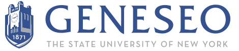 Logo for SUNY Geneseo Scholarships