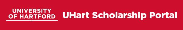 Logo for University of Hartford's Scholarship Portal