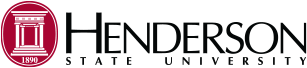 Logo for Henderson State University Scholarships