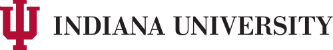 Logo for Indiana University Scholarships