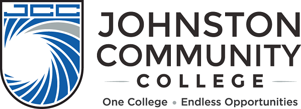 Logo for Johnston Community College Scholarships