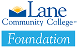 Logo for Lane Community College Foundation Scholarships