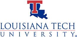 Logo for Louisiana Tech University Scholarships