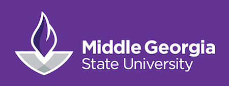 Logo for Middle Georgia State University