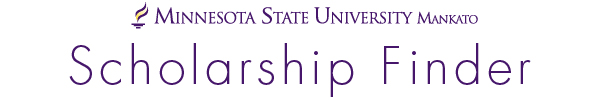 Logo for Scholarship Finder