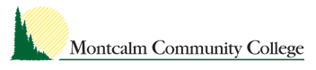 Logo for Montcalm Community College Scholarships