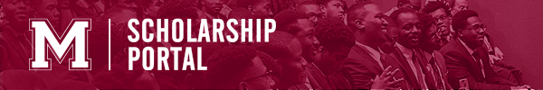 Logo for Morehouse College Scholarship Portal
