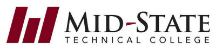 Logo for Mid-State Technical College Scholarships
