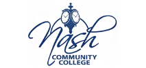 Logo for Nash Community College Scholarships