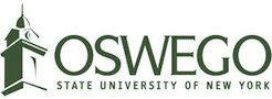 Logo for State University of New York at Oswego - Scholarships