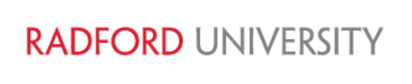 Logo for Radford University