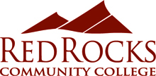Logo for Red Rocks Community College Scholarships