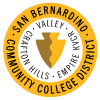 Logo for San Bernardino Community College District