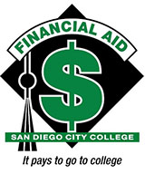 Logo for San Diego City College Scholarships