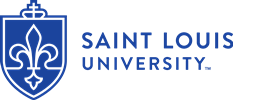 Logo for Saint Louis University Scholarships