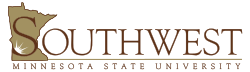 Logo for Southwest Minnesota State University Scholarships
