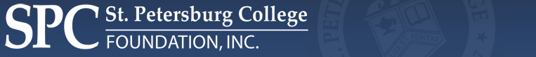 Logo for St. Petersburg College Foundation Scholarships