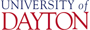 Logo for University of Dayton Scholarships