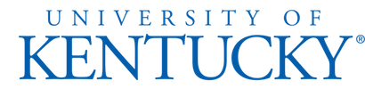 Logo for The University of Kentucky Scholarships