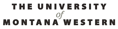 Logo for The University of Montana Western Foundation Scholarships