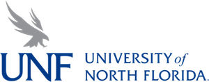 Logo for University of North Florida Scholarships