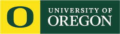 Logo for University of Oregon Scholarships