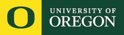 University of Oregon Scholarships