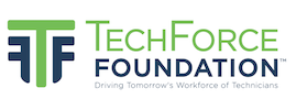 Logo for TechForce Foundation Scholarships & Grants