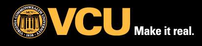 Logo for Virginia Commonwealth University Scholarships