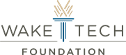 Logo for Wake Tech Foundation