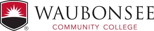 Logo for Waubonsee Community College