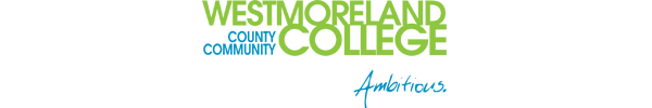 Logo for Westmoreland County Community College Scholarships