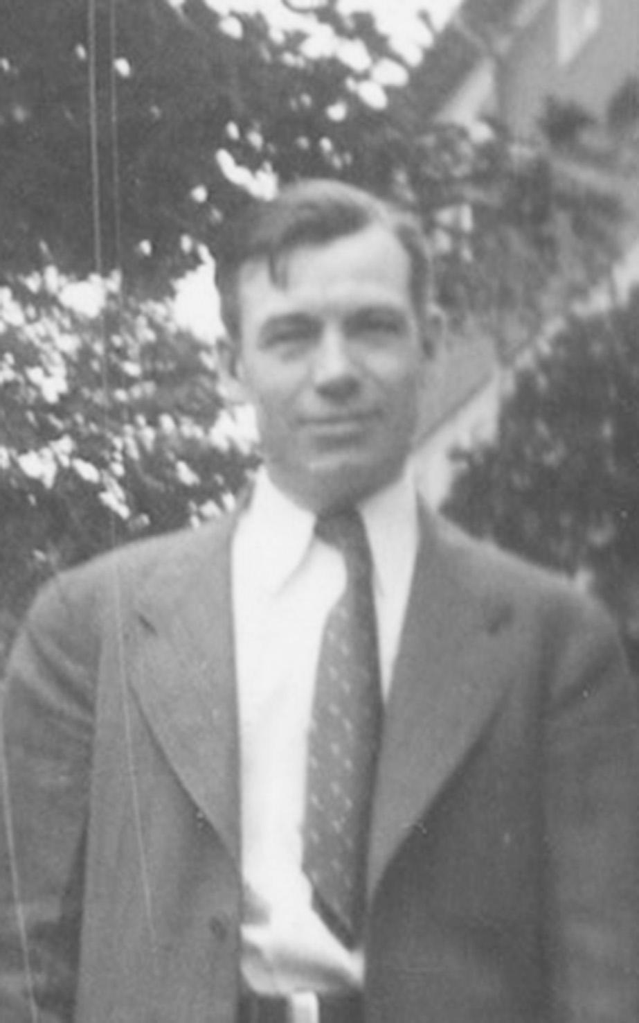 The Francis J. Mullin Memorial Scholarship