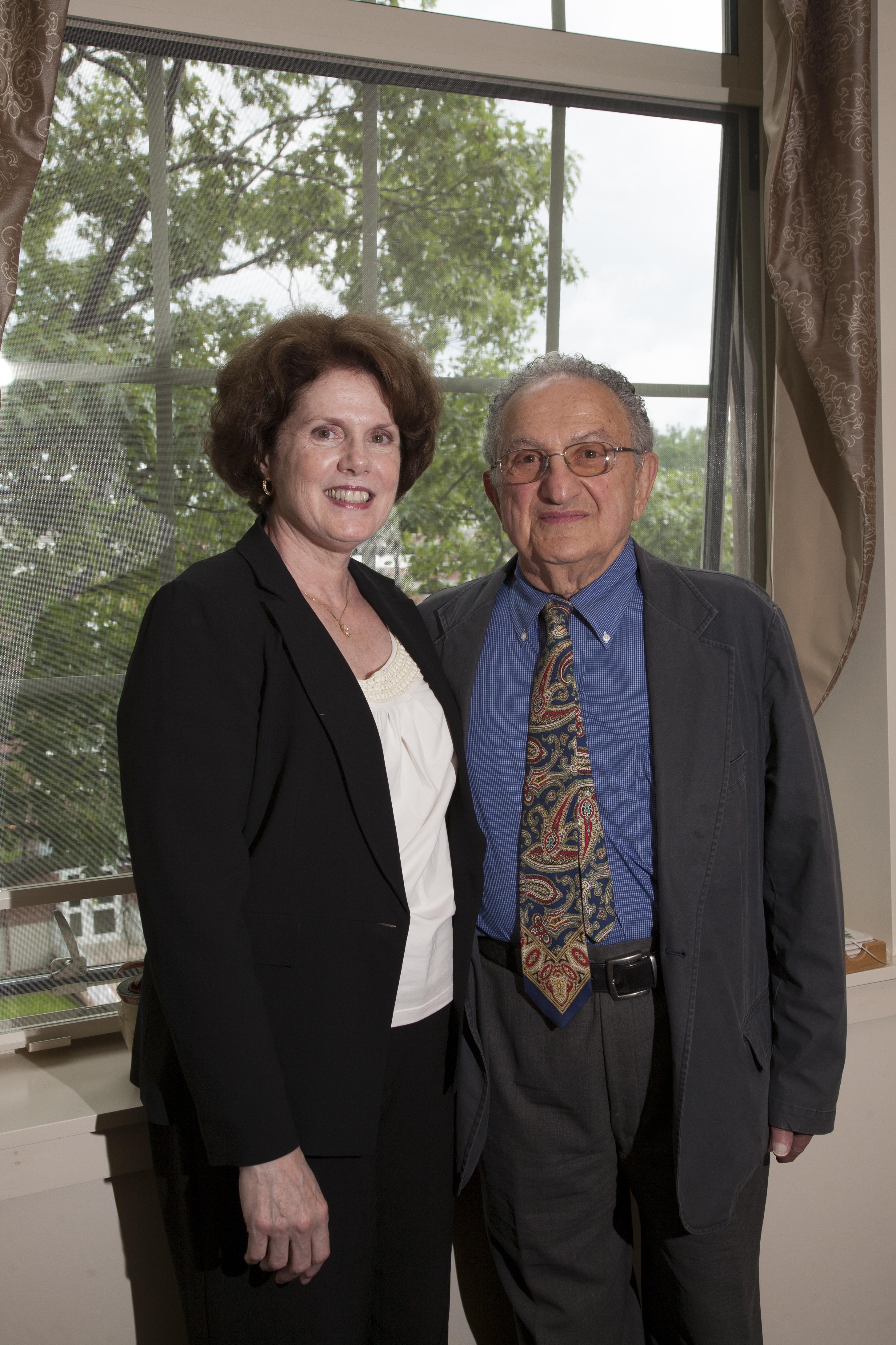 The Dr. Maureen and Edward Shamgochian Endowed Scholarship